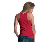 Continental Lady Racerback Vest - Suffolk Insignia