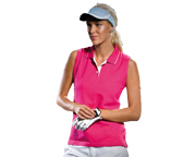Gamegear Proactive Sleeveless Polo - Suffolk Insignia