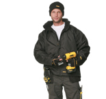 Dewalt Fleece Lined Site Jacket - Suffolk Insignia
